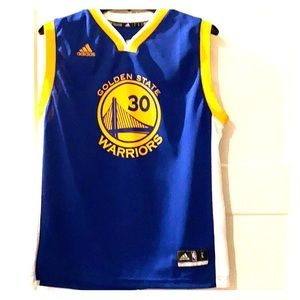 EUC! Adidas Steph Curry #30 Jersey!